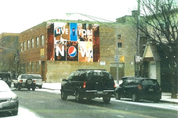 New Digital LED billboards have appeared in Chicago neighborhoods such as Wicker Park, Bucktown, East Village and Lincoln Park in recent weeks, including 11 operated by 24 Seven, a division of Total Outdoor.