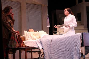 """Amelia,"" an opera about a woman dealing with the death of her father in Vietnam, makes its Chicago debut March 1 and 2 at Benito Juarez Academy."
