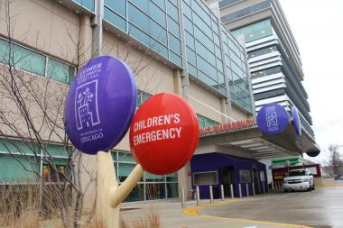 Comer Children's Hospital got a $2 million federal grant to screen kids for trauma and refer them for treatment.