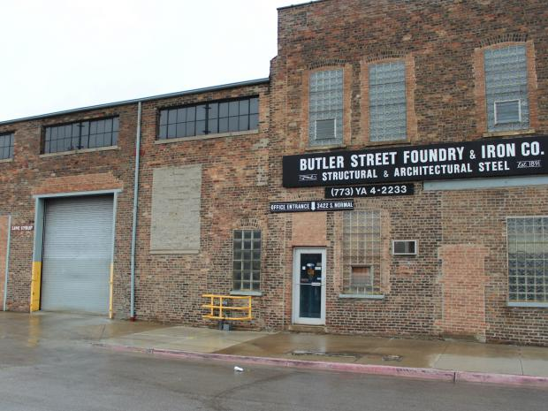 A South Side warehouse with ties stretching back to the 1800s has been converted into a grocery warehouse.
