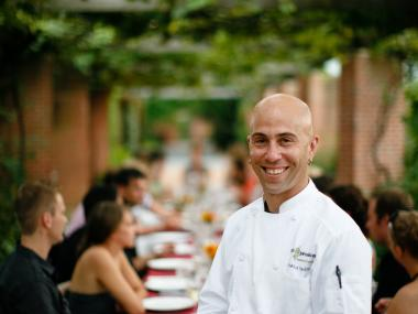 Chef Cleetus Friedman is the new executive chef at Fountainhead, 1970 W. Montrose Ave.