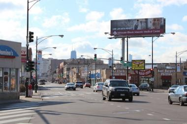 A task force hopes to improve a stretch of Clark Street from Diversey Parkway to Barry Avenue