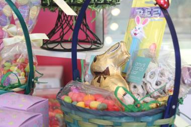 What's in your Easter basket?