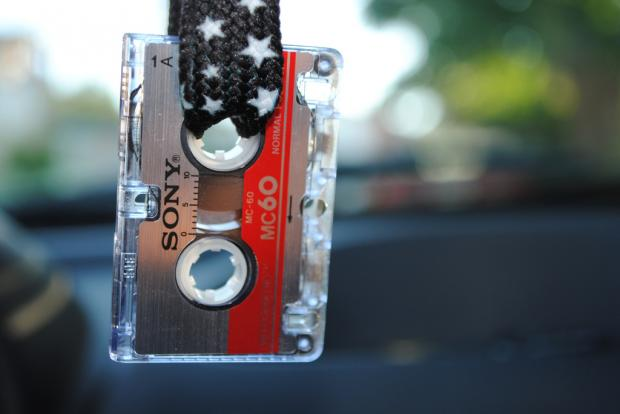 An anonymous music-lover hid a dozen mixtapes across the city hoping whoever found them would touch base, but said he hasn't heard from anyone yet.