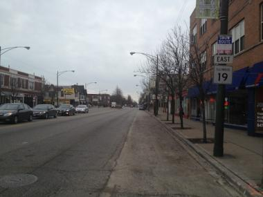 Residents of the 45th Ward will decide whether to use $500,000 from Ald. John Arena's discretionary budget to fund a streetscaping project on Irving Park Road between Elston Avenue and Pulaski Road.