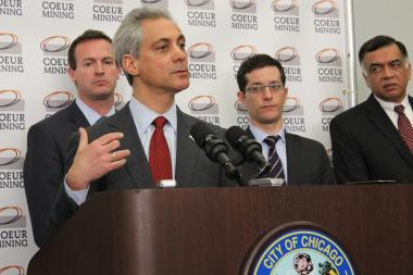 Mayor Rahm Emanuel says school closings are not about politics, but about educational equality.