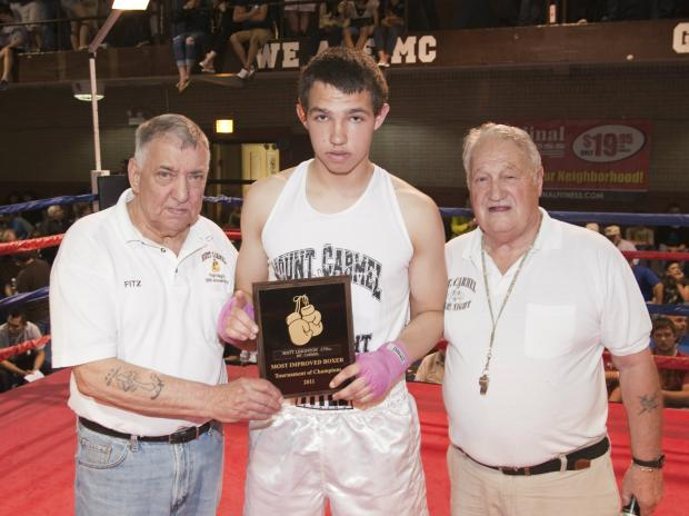Mount Carmel Fight Night will be held April 27.