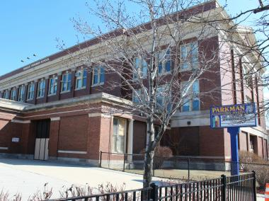 Parkman Elementary School, 245 W. 51st St. in Fuller Park, is targeted for closure by CPS.