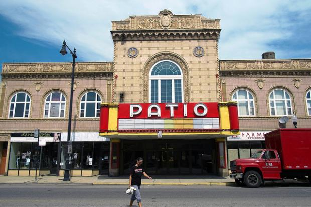 Patio Theater Reopening