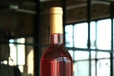 "City Winery just released ""Pilsen Pink,"" the winery's first ever house-made wine."
