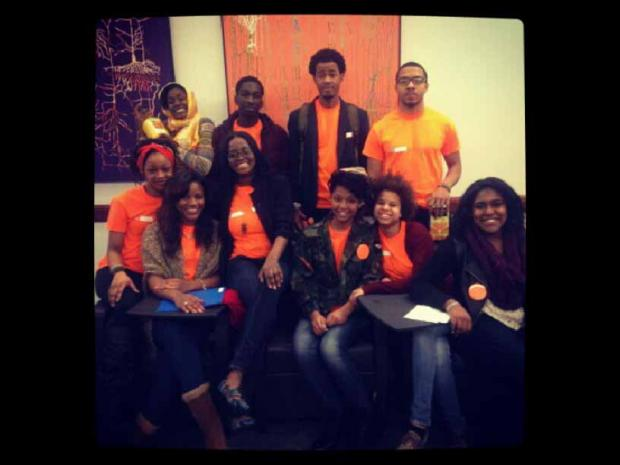 Supporters of Project Orange Tree, a fledgling anti-violence movement started by a handful of King College Prep students, will wear orange on Monday, with some planning to fast until April 4, the 35th anniversary of the Rev. Martin Luther King Jr.'s death.