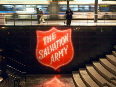 Captain Nancy Powers of the Salvation Army says she won't stop serving the needy food despite a request by Ald. James Cappleman.