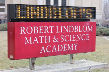 Lindblom Math and Science Academy in West Englewood will be closed Wednesday after a student died Monday from bacterial meningitis, according to a statement from Chicago Public Schools.