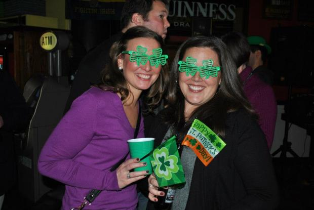 "ShamROCK Chicago, a collective of Irish residents and representatives for Irish interest groups, is rallying for the city to be named the official ""Headquarters of St. Patrick's Day"" by the Irish consulate."