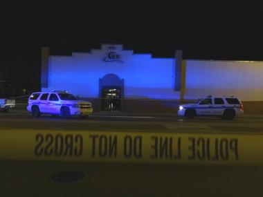 Seven people were shot at Mr. G's Supperclub and Entertainment Center on the South Side early Thursday morning.
