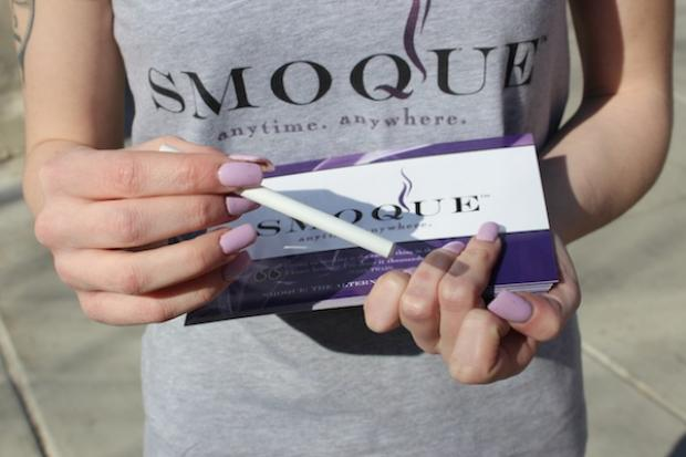 """People have to come in and see what it's all about before passing judgment,"" said the owner of the Smoque Vapor Lounge."