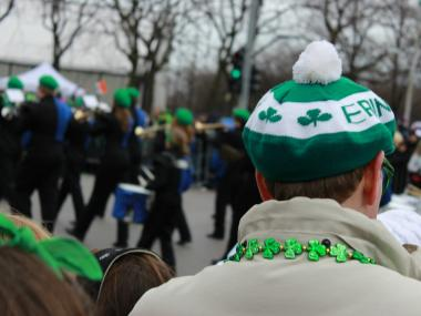 The Downtown St. Patrick's Day Parade rolled through Grant Park on March 16, 2013.
