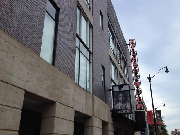 Steppenwolf Theater's 2013-14 lineup includes two world premieres, an American premiere and two Chicago premieres.