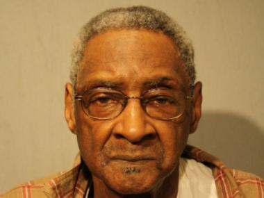 Walter Wilson, 80, was charged with unlawful communication, violating an order or protection and harassing a witness.