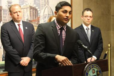 Ald. Ameya Pawar proposed an ordinance to post the details of insider TIF deals online. But doing so through the Paul Douglas Alliance drove a wedge between rival groups of self-proclaimed progressives in the City Council.