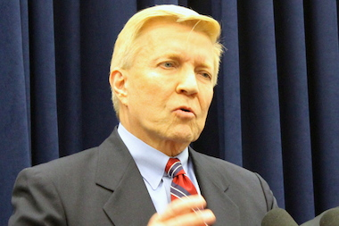 "Ald. Bob Fioretti says, ""The use of social media is hard to track and creates these situations"" like the ""wildings"" along the Magnificent Mile."