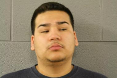 Angel Bivanco, 19, of the 500 block of Douglas Avenue in Calumet City, faces several stolen vehicle charges as well as a marijuana possession charge.