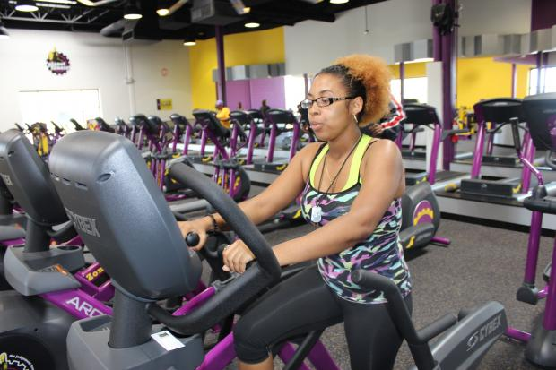 A Planet Fitness health club is now open in the Chatham community.