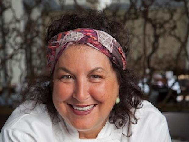 Chef Carrie Nahabedian will open Brindille, her second restaurant, in River North in April 2013.