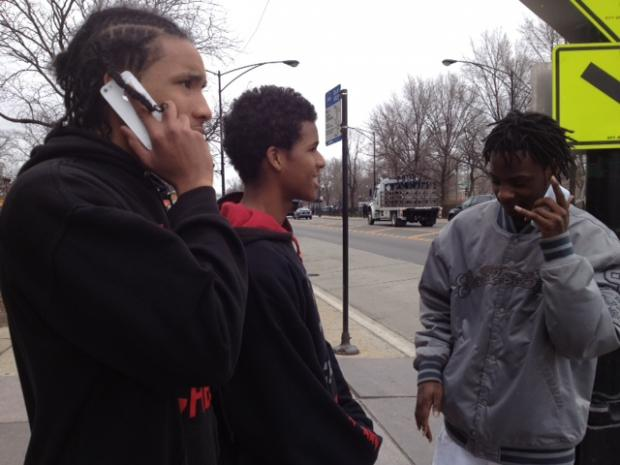 The cellphone ban at the Cook County Criminal Courthouse at 26th and California Avenue took effect Monday.