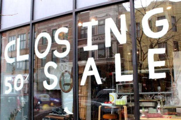 Caza at 1459 N. Milwaukee Ave. in Wicker Park is holding an everything-must-go liquidation sale through the end of April.