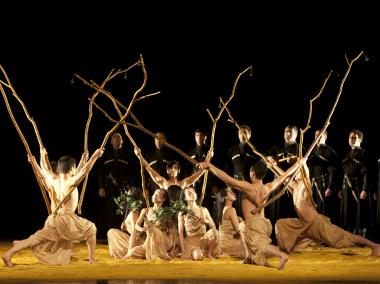 The Cloud Gate Dance Theatre of Taiwan is slated to perform at the Dance Center of Columbia College during the 2013-14 season.