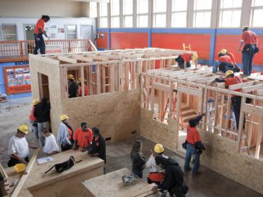 Black Labor Leaders Call for More Construction Jobs - Chicago