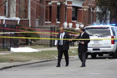 Illinois is last in the nation in catching killers, according to a new study