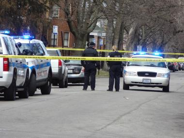 At least eight people were shot across the city since Saturday afternoon.