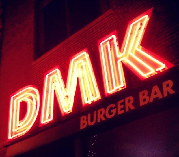 The restaurant group grew out of the success of DMK Burger Bar and Fish Bar in Lakeview.