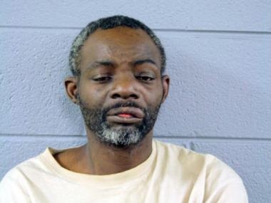 Eddie Watson, 46, is accused of stealing a trailer from West Garfield Park early Thursday morning.