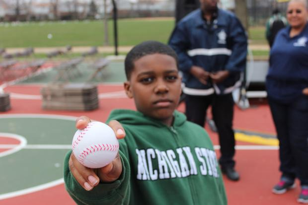 Three youth baseball fields on the South Side are set to be refurbished.