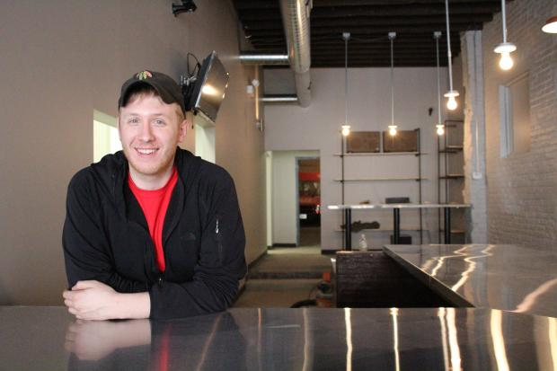 Salsa Truck owner Dan Salls is opening a lunch counter and food truck commissary in the West Loop.