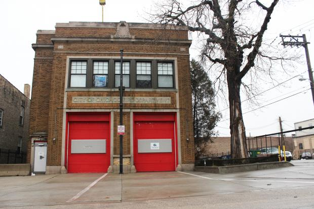 The city is considering competing proposals for the vacant firehouse in Rogers Park, one of 11 unused firehouses, some city landmarks, that the city is trying to find new uses for.
