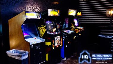 Headquarters Beercade, a bar with arcade games, is at 950 W. Wolfram St. in central Lakeview.