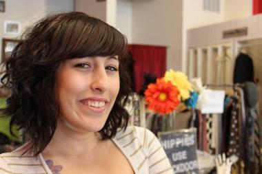Lisa Cipriani is the owner of vintage store Suburban Secrets, which will close in the next couple of months.