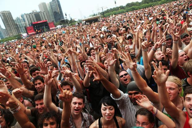 Lollapalooza 2013 tickets sold out within days of the lineup being announced. Now, would-be concert-goers are turning to resellers for tickets.