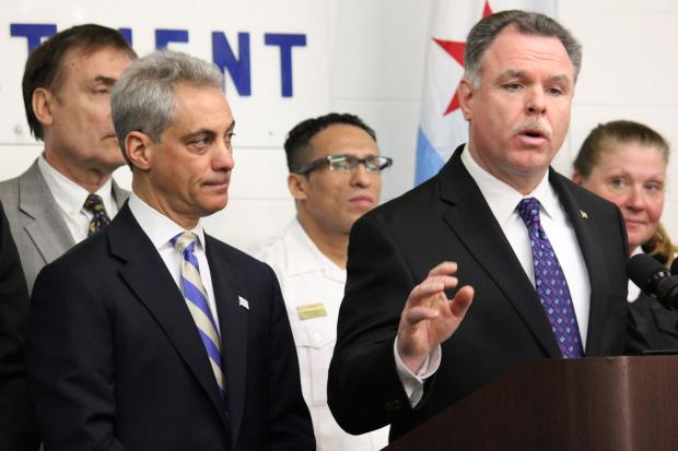 Chicago Police Supt. Garry McCarthy and Mayor Rahm Emanuel said authorities are prepared to ensure Downtown is safe this summer.