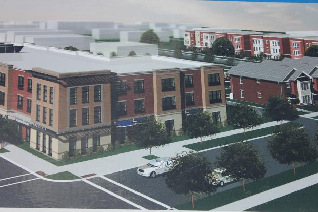 A new housing complex for low-income veterans is planned for the Englewood community on the South Side in 2014.