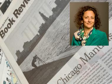 Mayor Emanuel - like many on the Internet - is taking umbrage with a piece penned by DePaul professor Rachel Shteir that eviscerates Chicago.