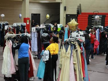 Chatham Business Owner Organizing Prom Dress Drive through ...