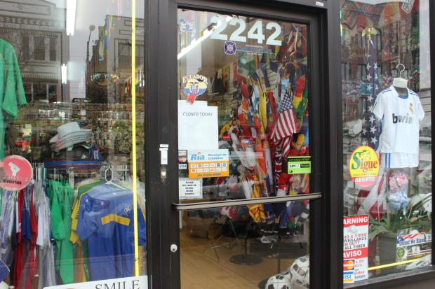 The 62-year-old owner of Quizhe's Gifts in Logan Square was shot during a robbery.