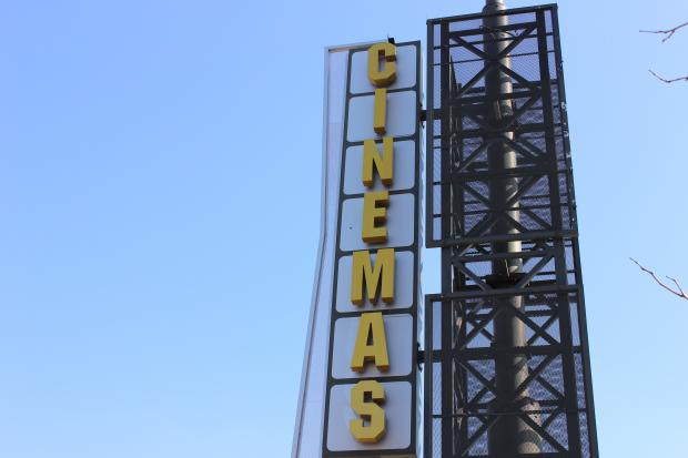 The Chatham 14 Theaters installed its first 3D screen Friday, April 5, 2013.