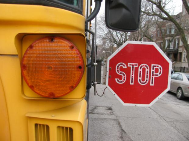 Cameras on School Buses Would Catch Drivers Who Pass