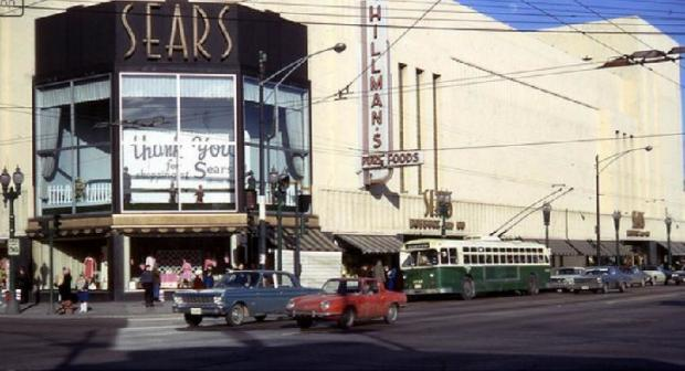 Sears opened at Six Corners on Oct. 20, 1938 — and store lovers are planning a trip down memory lane.